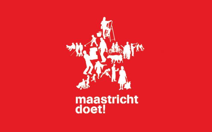 Maastricht Doet logo