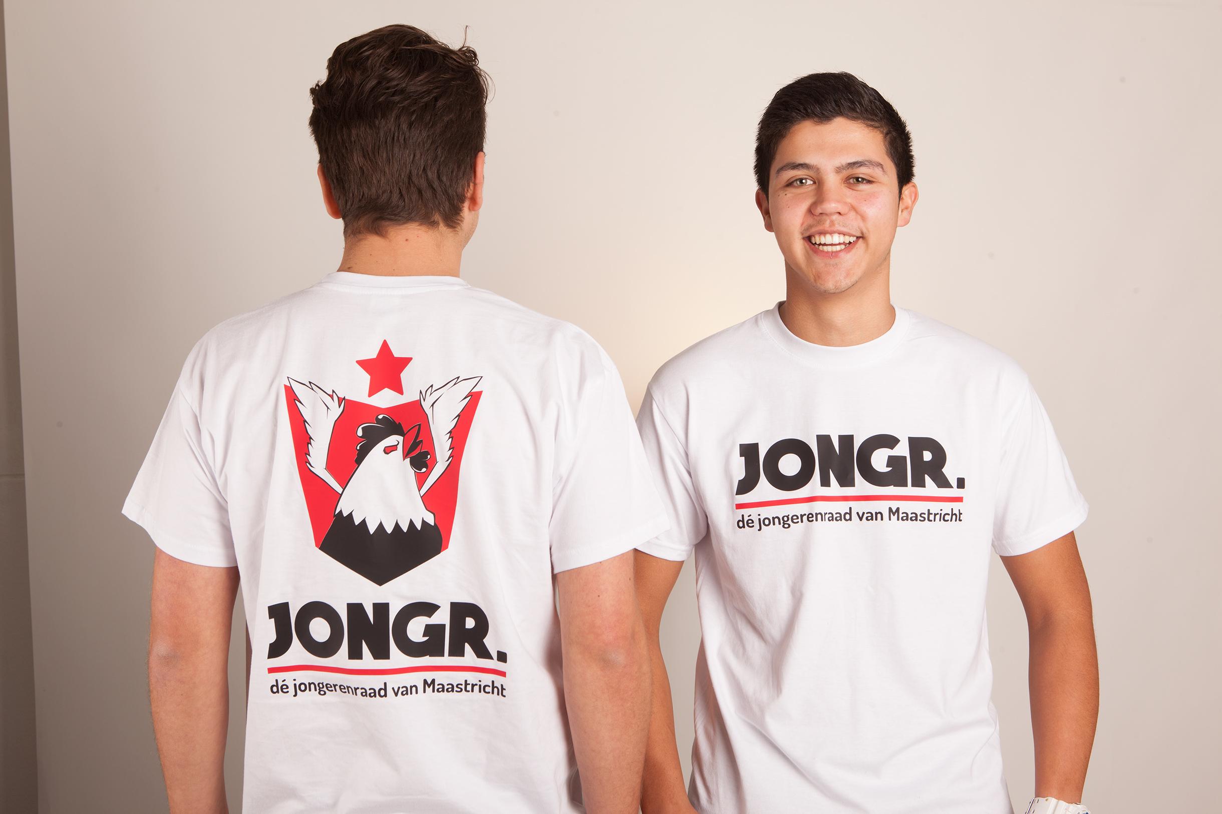 JONGR. t-shirts